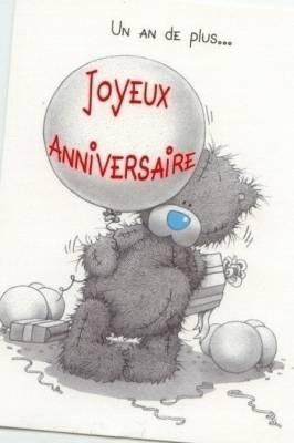 Carte Anniversaire Nounours Carte Lisaoycwilson Blog